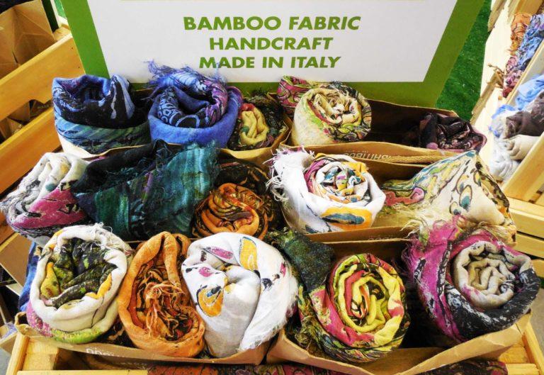 design senza tempo afae1 4270f Un Bamboo per Foulard - Tulipando