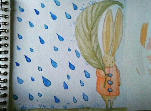 Coniglio per infanzia Ohwl_Tulipando
