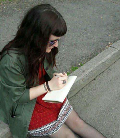 Cécile illustratrice_Tulipando
