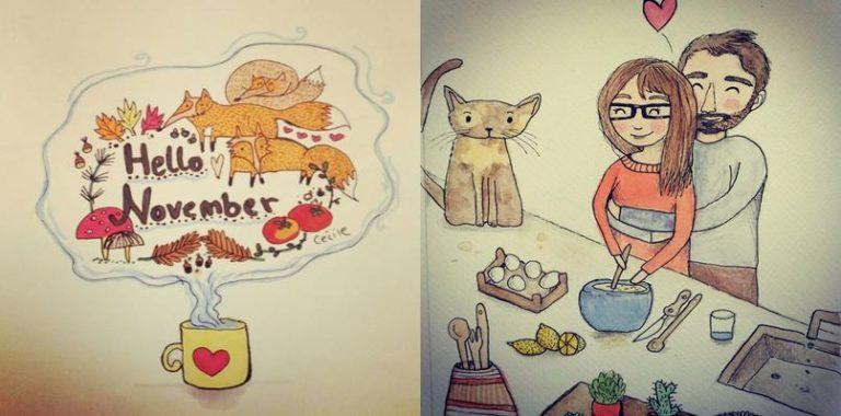 Ohwl illustrazioni_Tulipando