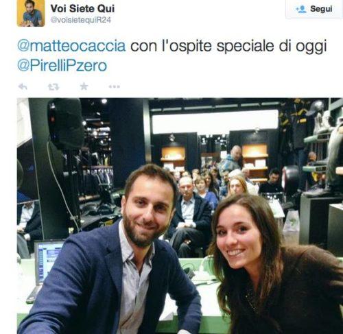 Giulia a Radio24-Matteo Caccia_Tulipando