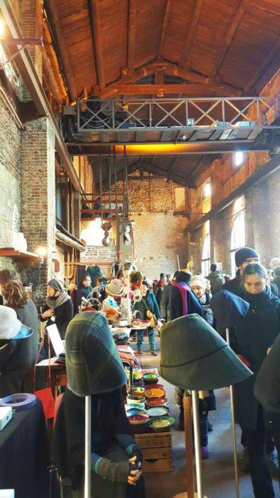 Green Market alla Fonderia Napoleonica Eugenia_Tulipando
