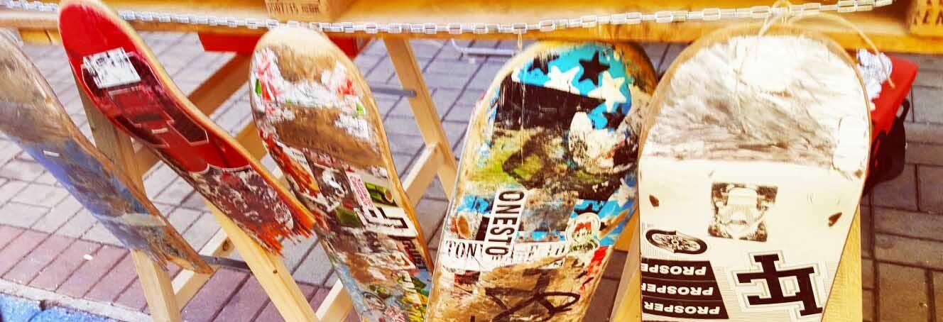 Recycling Boards Milano_Tulipando