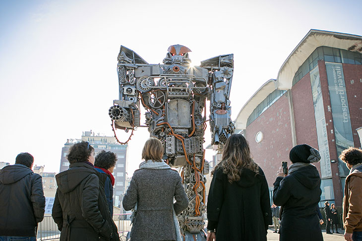Transformers Art Ramtron Paolo Soave_Tulipando