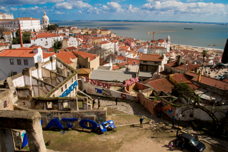 Miradouro Lisbona_Tulipando