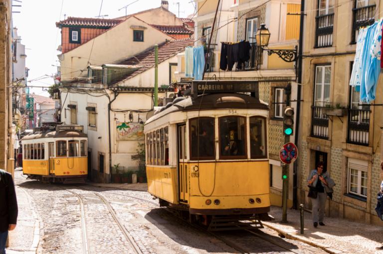 Electrico Lisbona_Tulipando