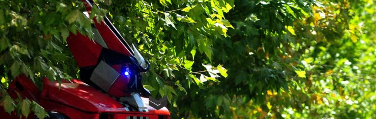 Transformers Art Milano_Tulipando
