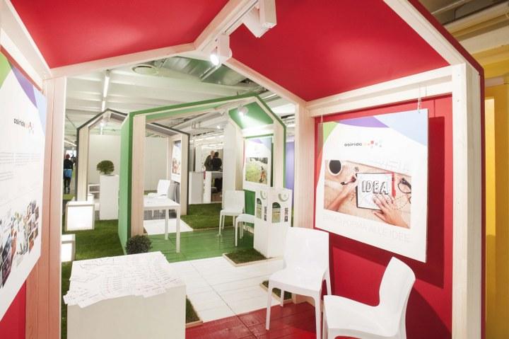 Expo Riva Hotel 2 Mimosa Living stand fieristici_Tulipando