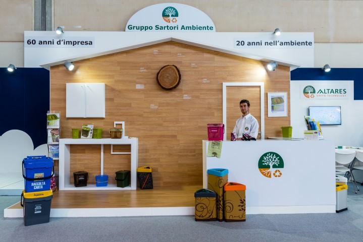 Sartori Ambiente Mimosa Living stand fieristici_Tulipando