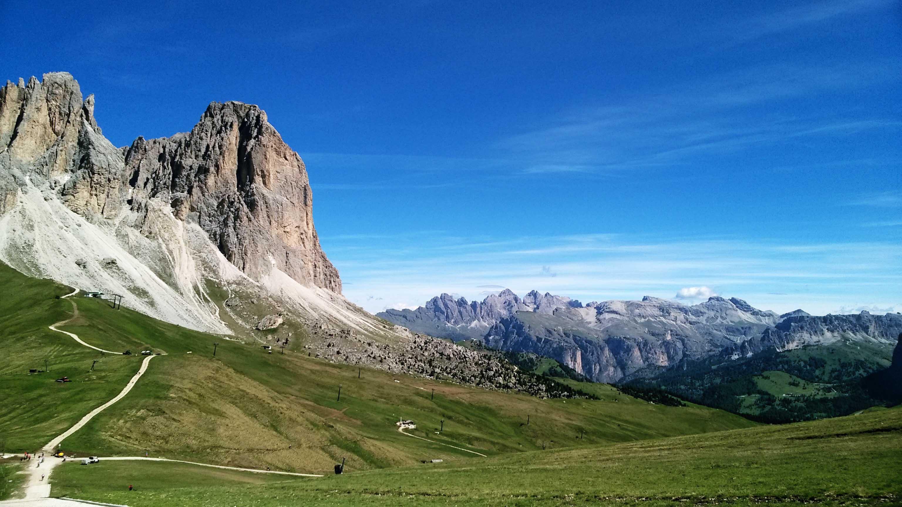 Dolomiti Top 10 Passo Sella_Tulipando