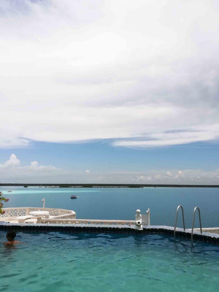Hotel Laguna Bacalar Messico2017_Tulipando