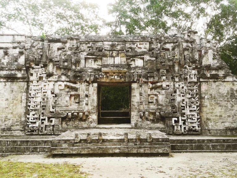 Chicanna 3 Messico Maya_Tulipando