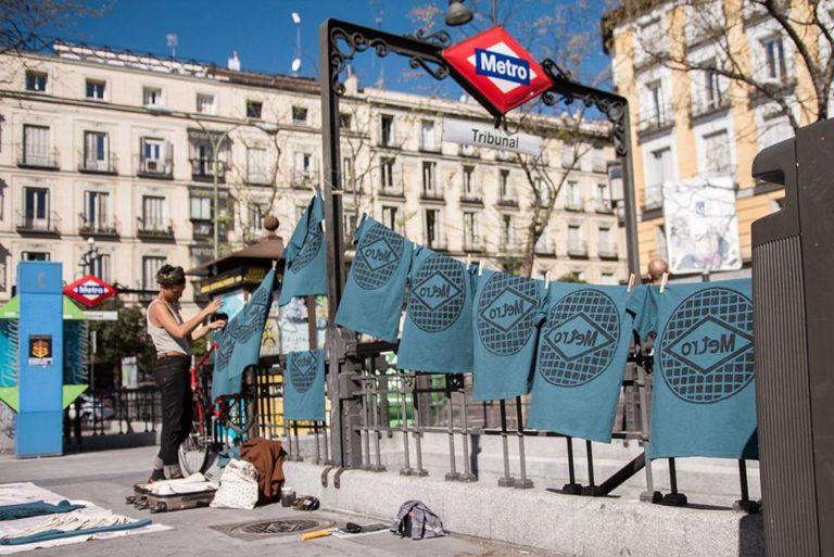 Manhole printing Raubdruckerin Paris_Tulipando