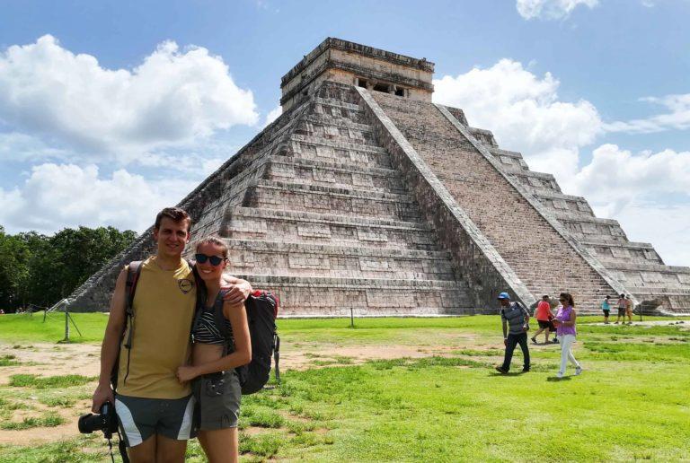 Chichen Itza piramide Messico Maya_Tulipando