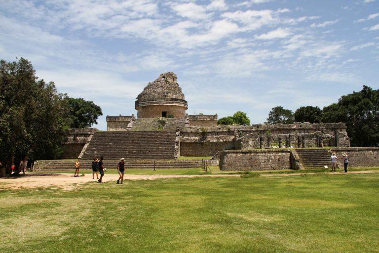 Chichen Itza Osservatorio Messico Maya_Tulipando