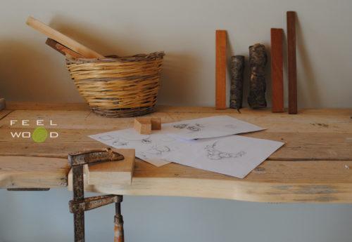 FeelWOODesign2 gioielli in legno_Tulipando