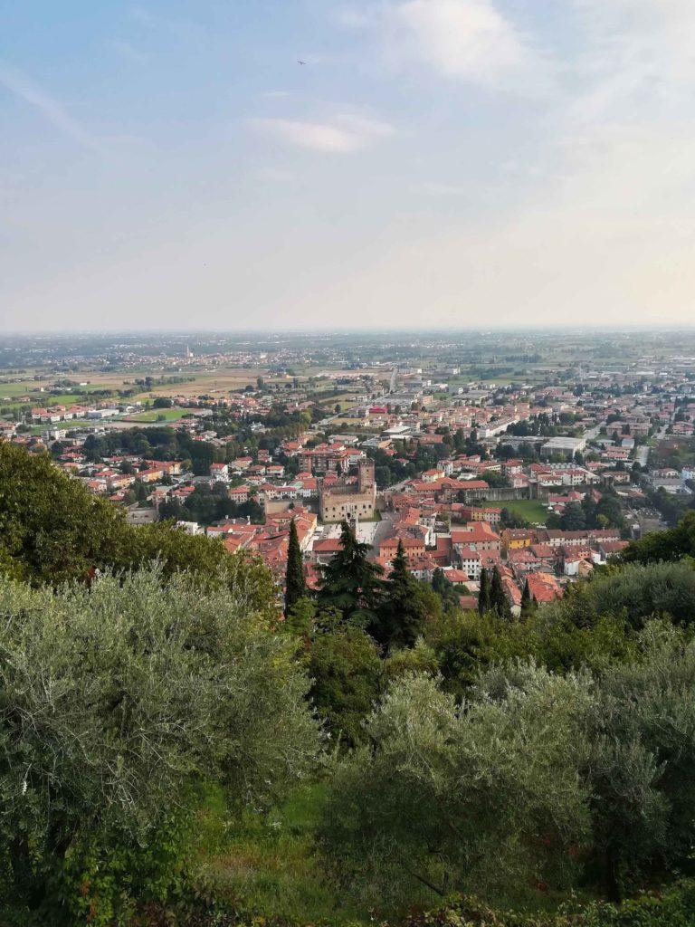 Vista Marostica Vicenza cosa vedere_Tulipando