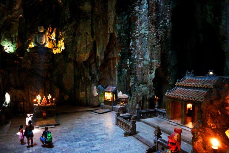 Montagne di marmo Vietnam_Tulipando