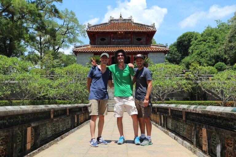 Tombe imperiali Vietnam_Tulipando