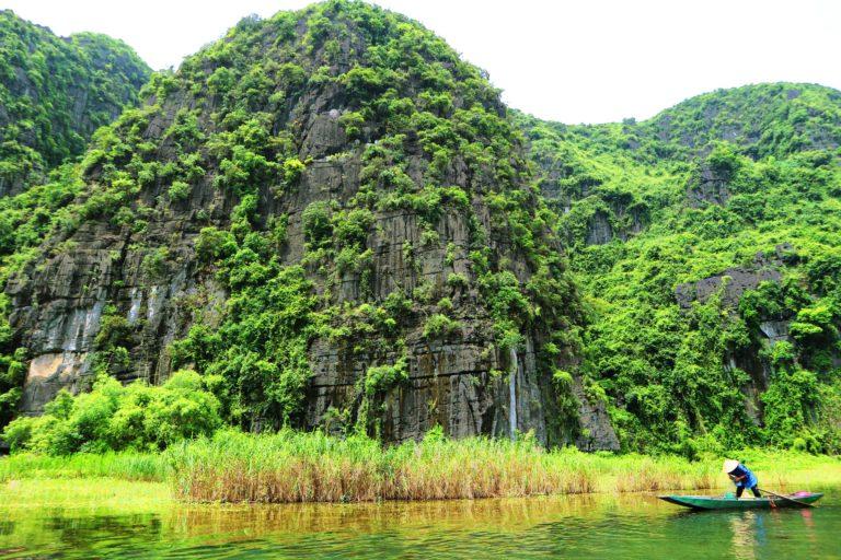 Tam Coc barca Vietnam_Tulipando