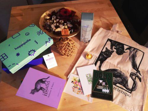 Hoppìpolla Box November Unpacking