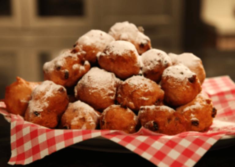 Oliebollen_Olandesi a Capodanno