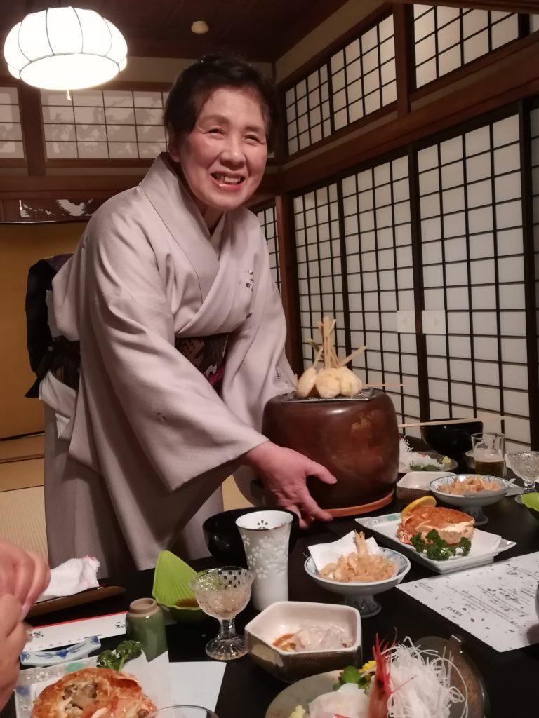 Ristorante giapponese viaggio in Giappone_Tulipando