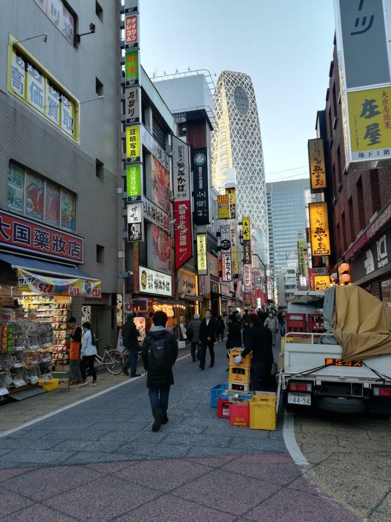Tokyo Shinjuku_Giappone_Tulipando