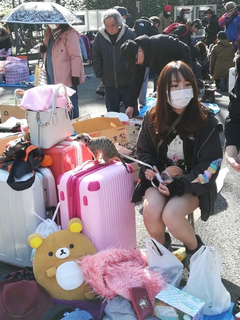 Tokyo Flea Market_Giappone_Tulipando