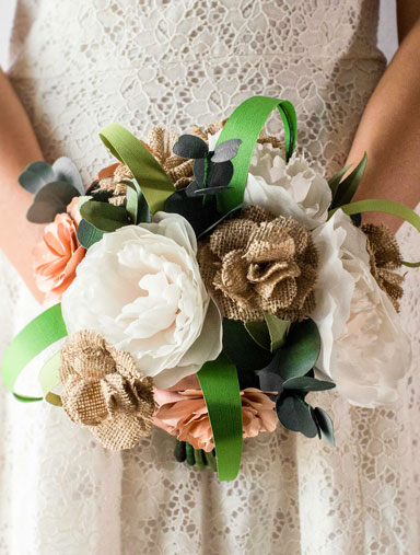 Bouquet Country Boho Chic