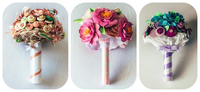 Bouquet alternativi Unusual Bouquet Tulipando