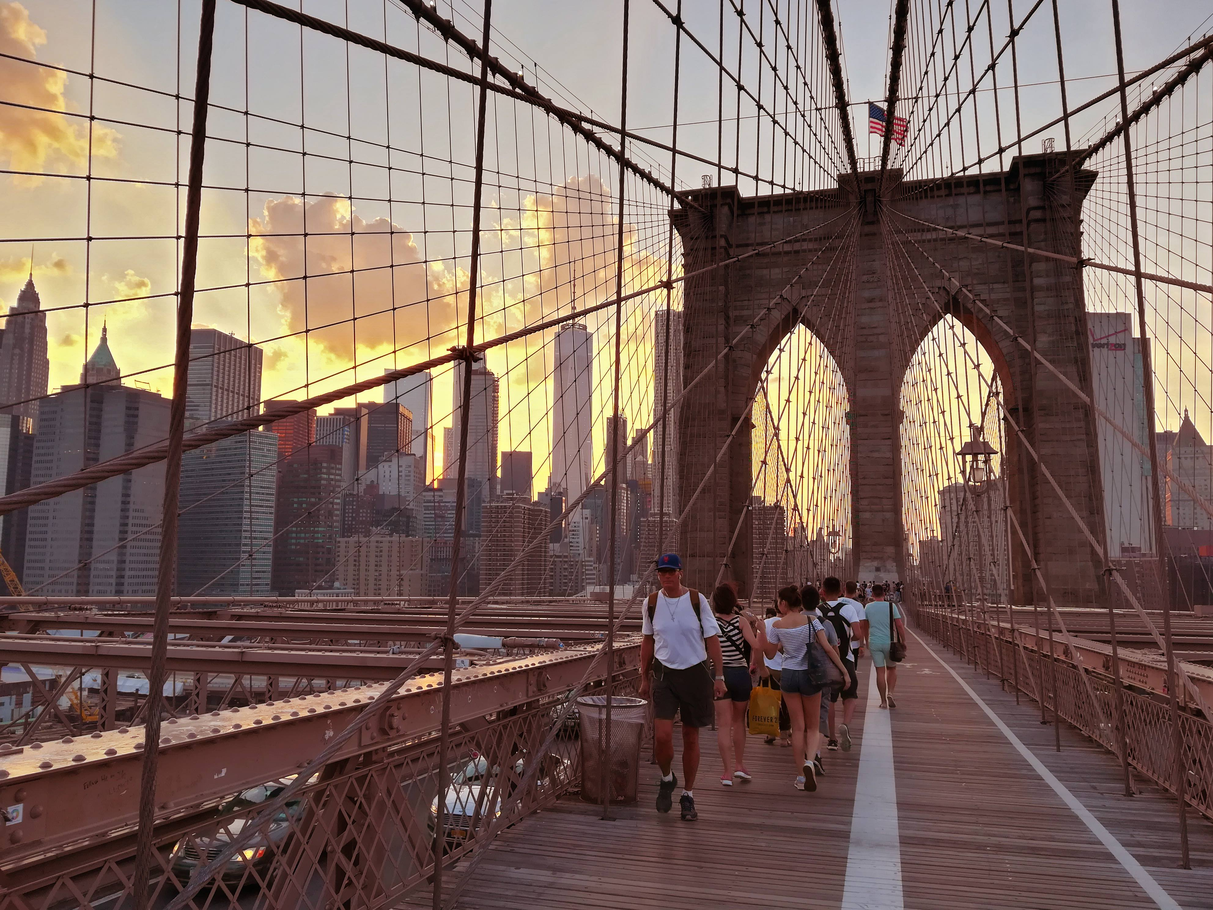 Brooklyn Bridge New York_Tulipando