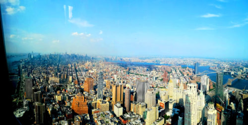Freedom Tower Panoramic View New York_Tulipando