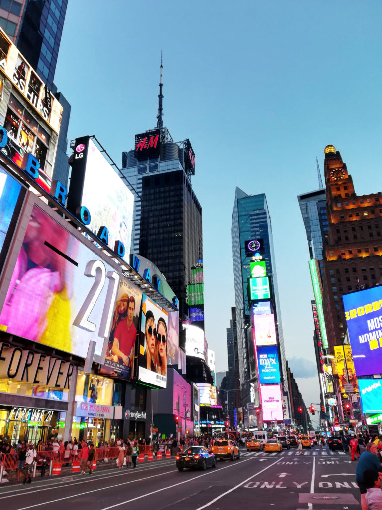 Times Square New York_Tulipando