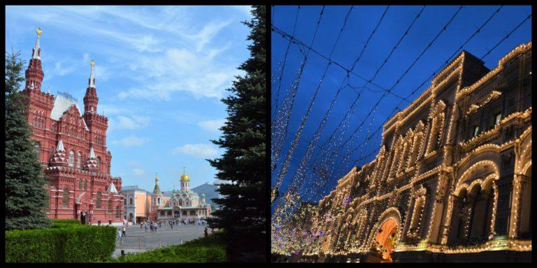 In Viaggio con Francesca a Mosca, blu_Tulipando