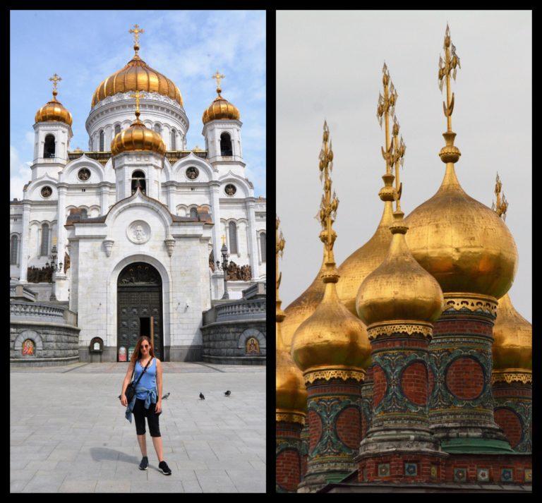 In Viaggio con Francesca a Mosca, oro_Tulipando