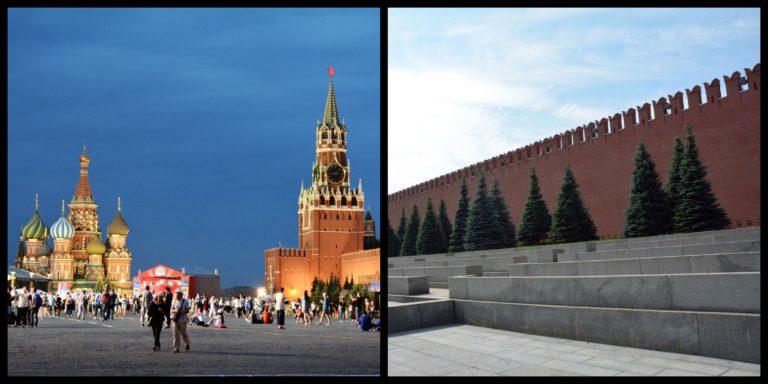 In Viaggio con Francesca a Mosca, rosso_Tulipando