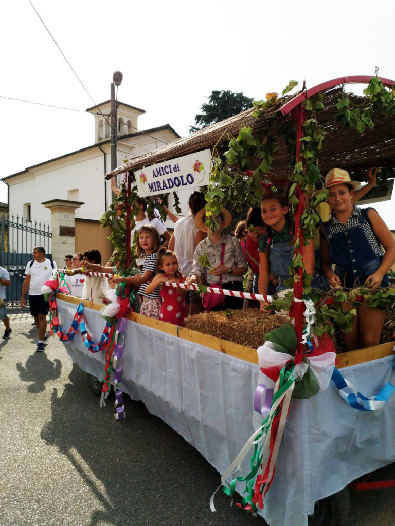Carro Festa dell'Uva_Tulipando