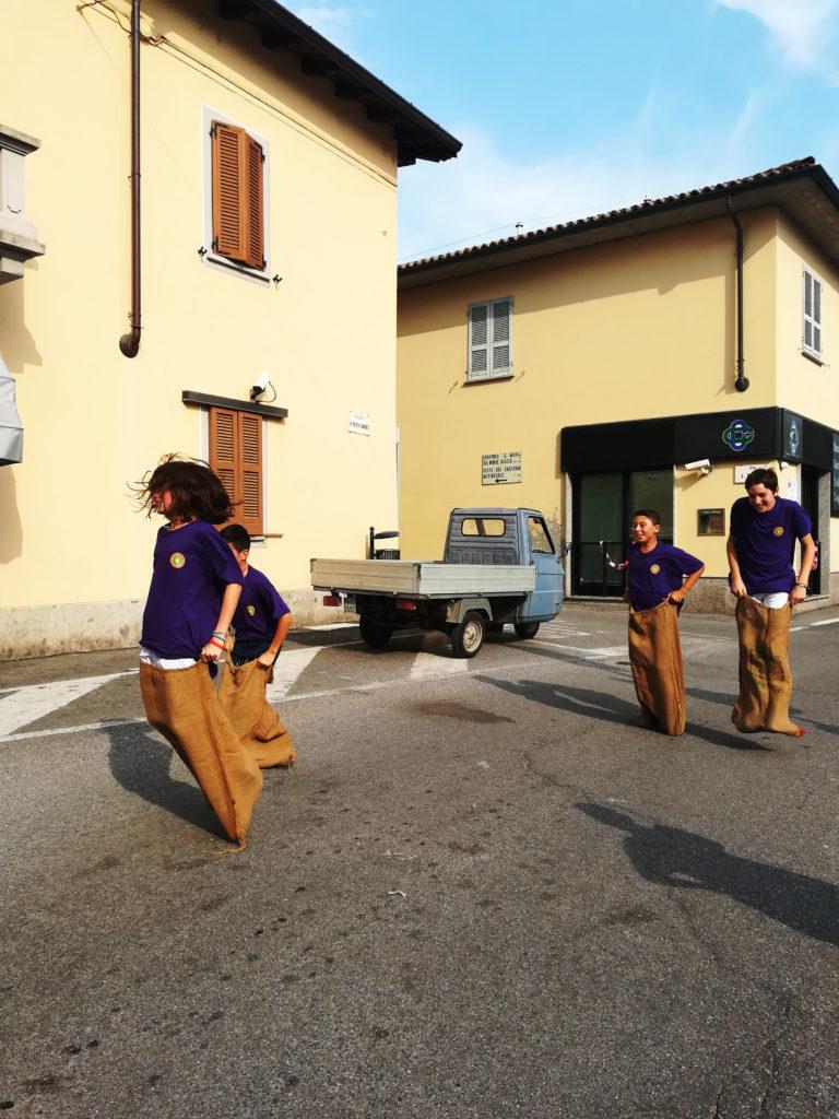 Corsa dei Sacchi Festa dell'Uva_Tulipando