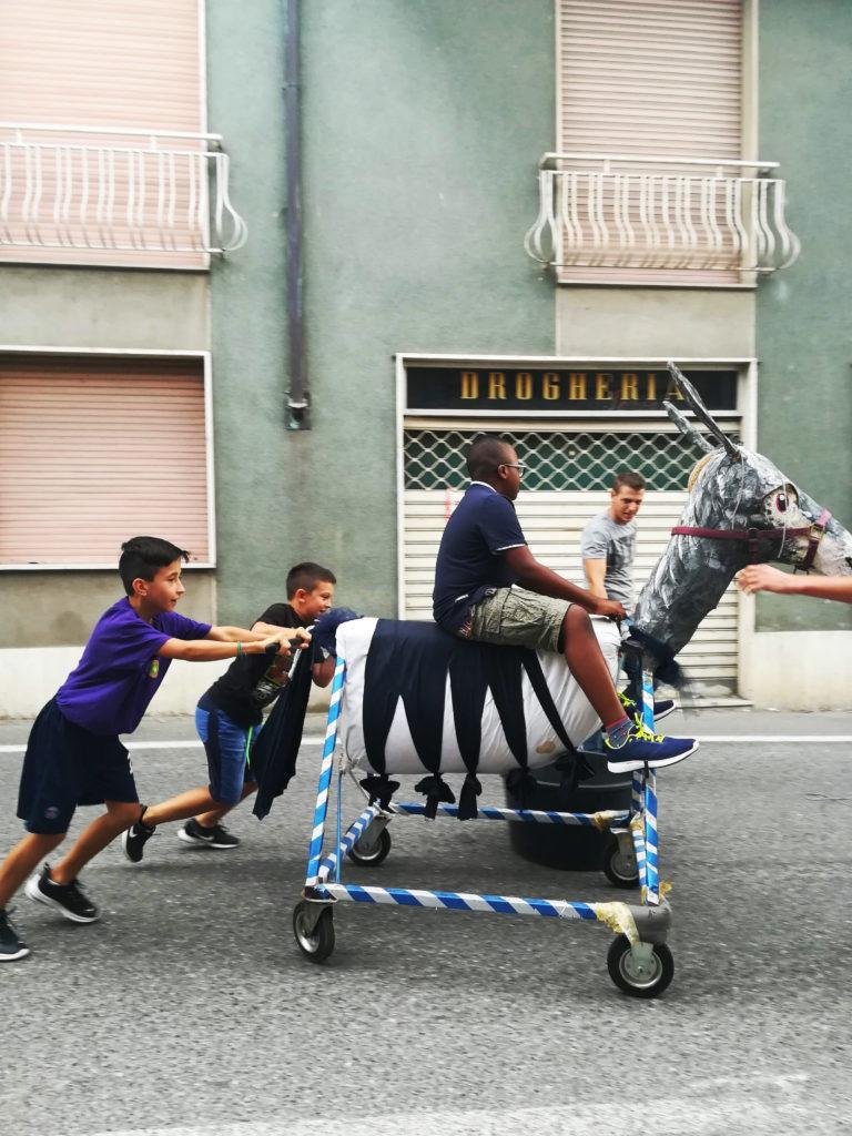 Corsa degli Asini Festa dell'Uva_Tulipando