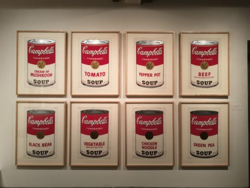 Pittsburgh The Andy Warhol Museum