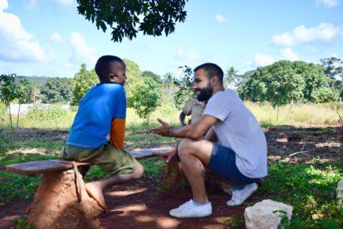 Viaggio in Kenya Bimbi sorriso_Tulipando