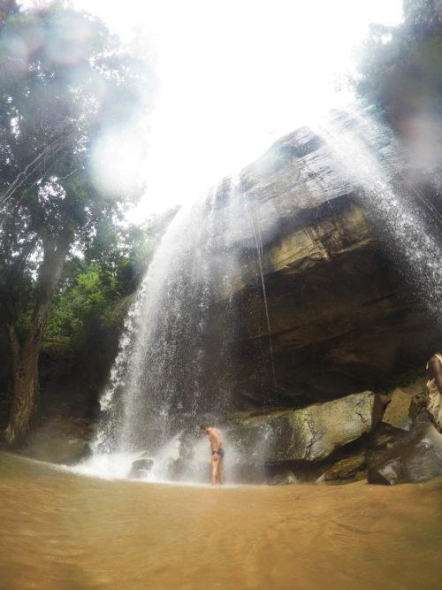 Viaggio in Kenya Tzavo Cascata_Tulipando
