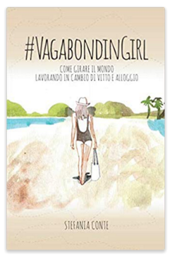 Libro Vagabondingirl Stefania Conte Amazon