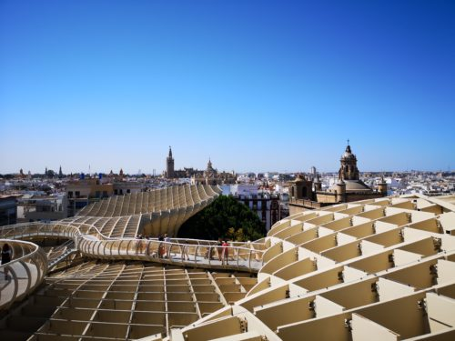 Las setas de Sevillia_2 giorni a Siviglia