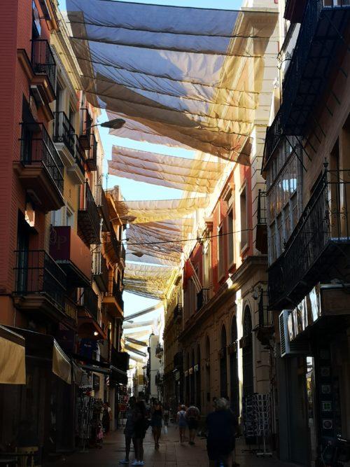 Barrio Santa Cruz_2 giorni a Siviglia