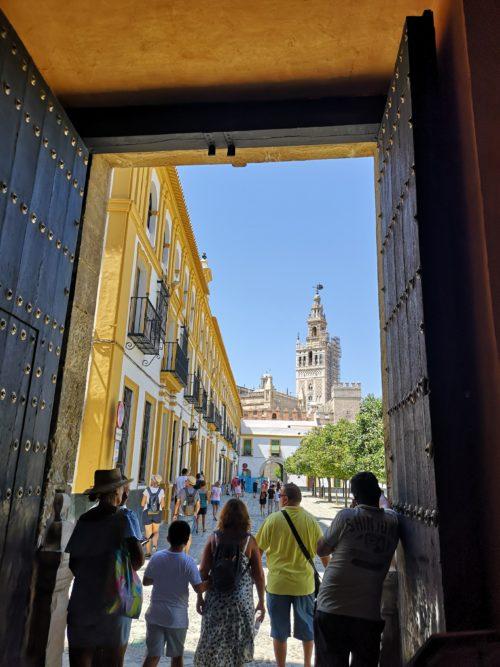 Giralda_2 giorni a Siviglia