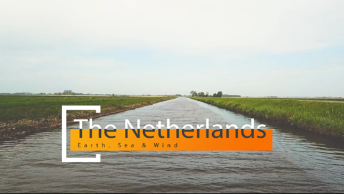 Video drone Olanda